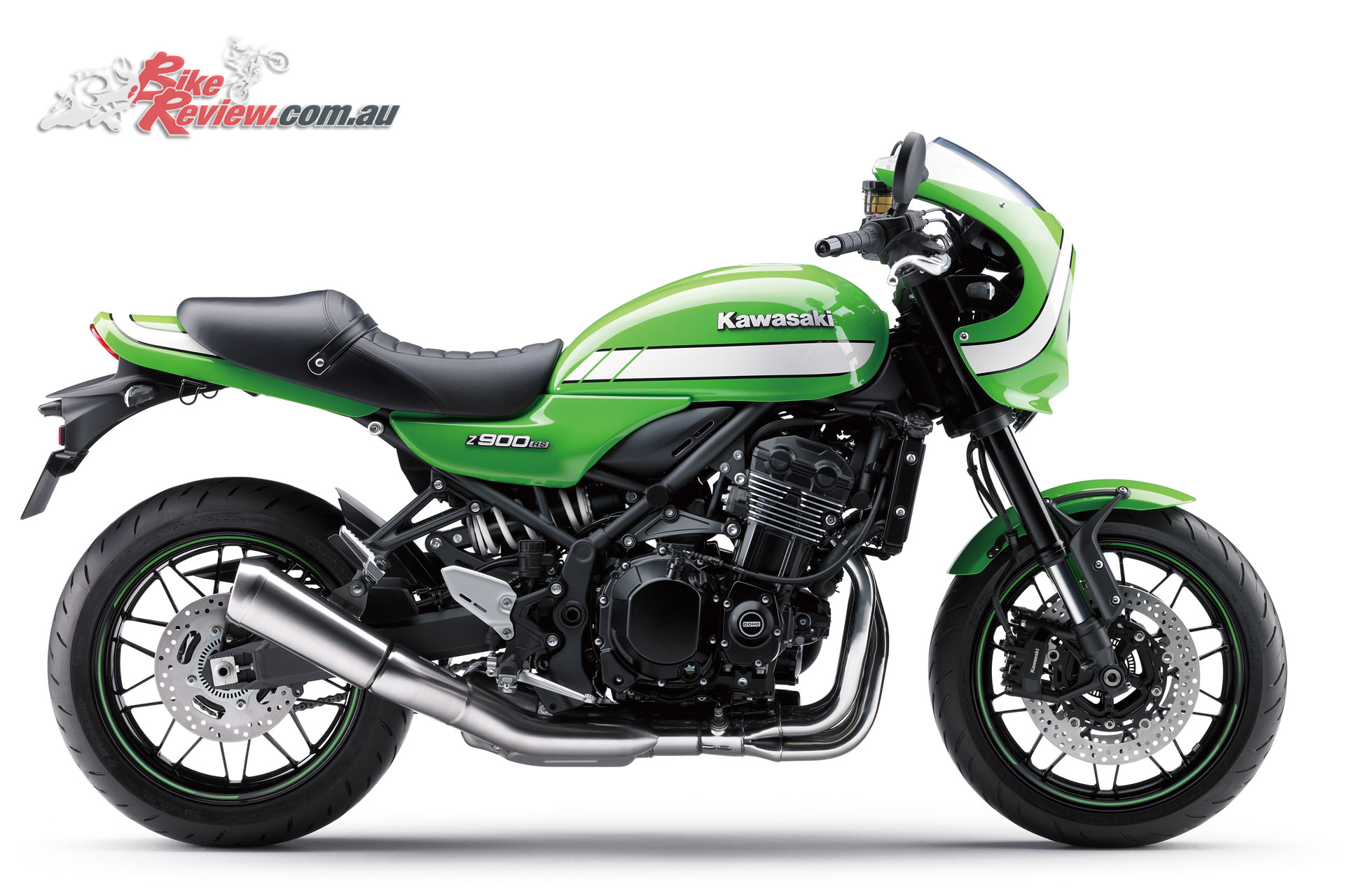 2018 kawasaki z900rs cafe australian unveiling bike review. Black Bedroom Furniture Sets. Home Design Ideas