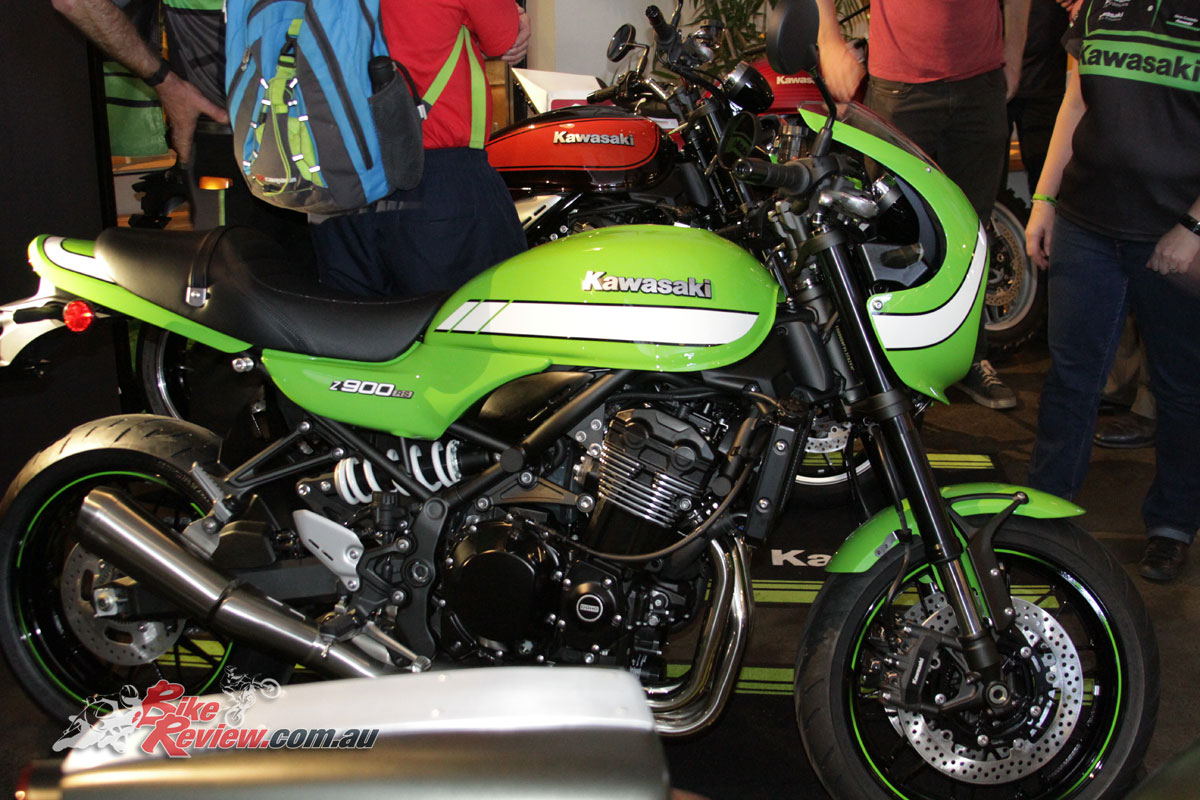 The Z900RS Cafe Offers A Racer Inspired Option