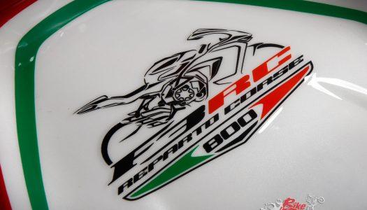 2018 MV Agustas:  F3 RC, Dragster RC & Brutale 800 RR Pirelli