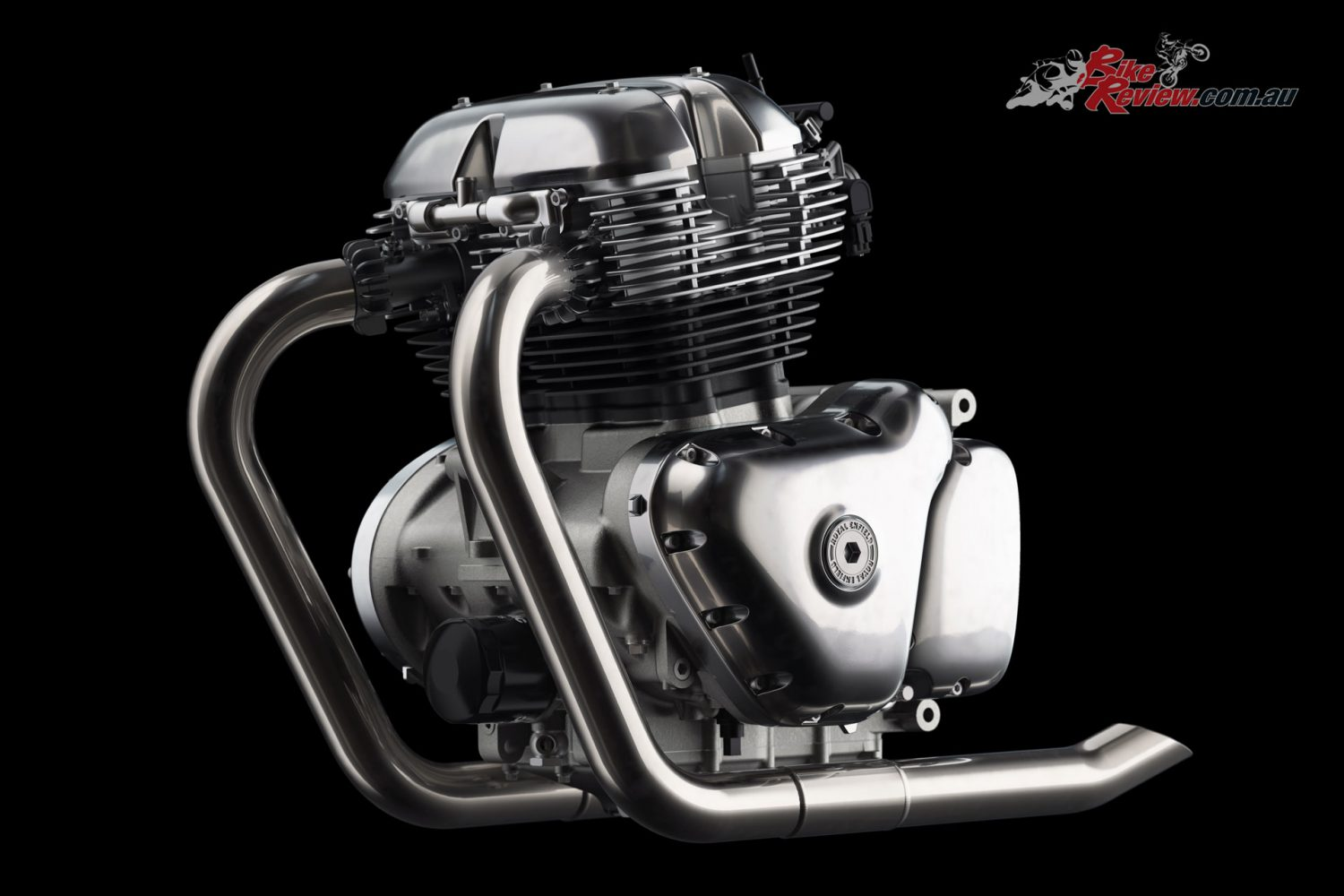 Royal Enfield Twin Bike Review X on Norton Engine Exploded View