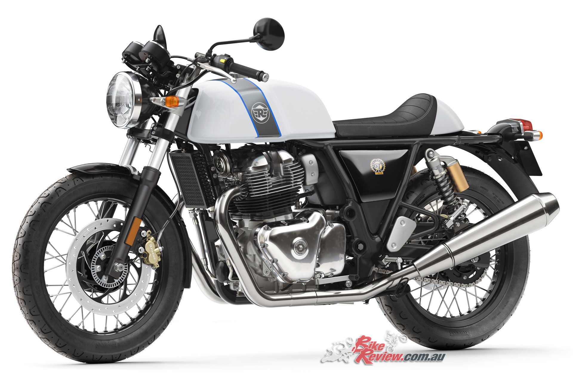 2018 Royal Enfield Continental GT 650