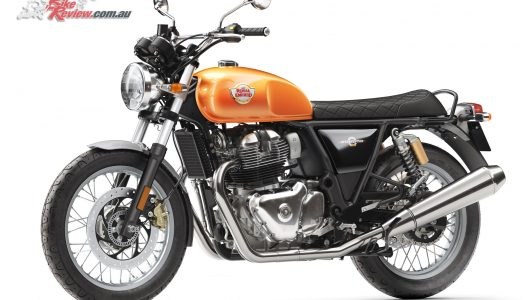 Royal Enfield unveil two new 650s at EICMA