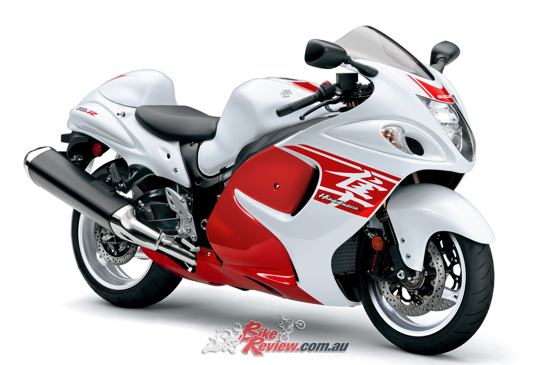 2018 Hayabusa Sports Two New Colour Schemes Bike Review