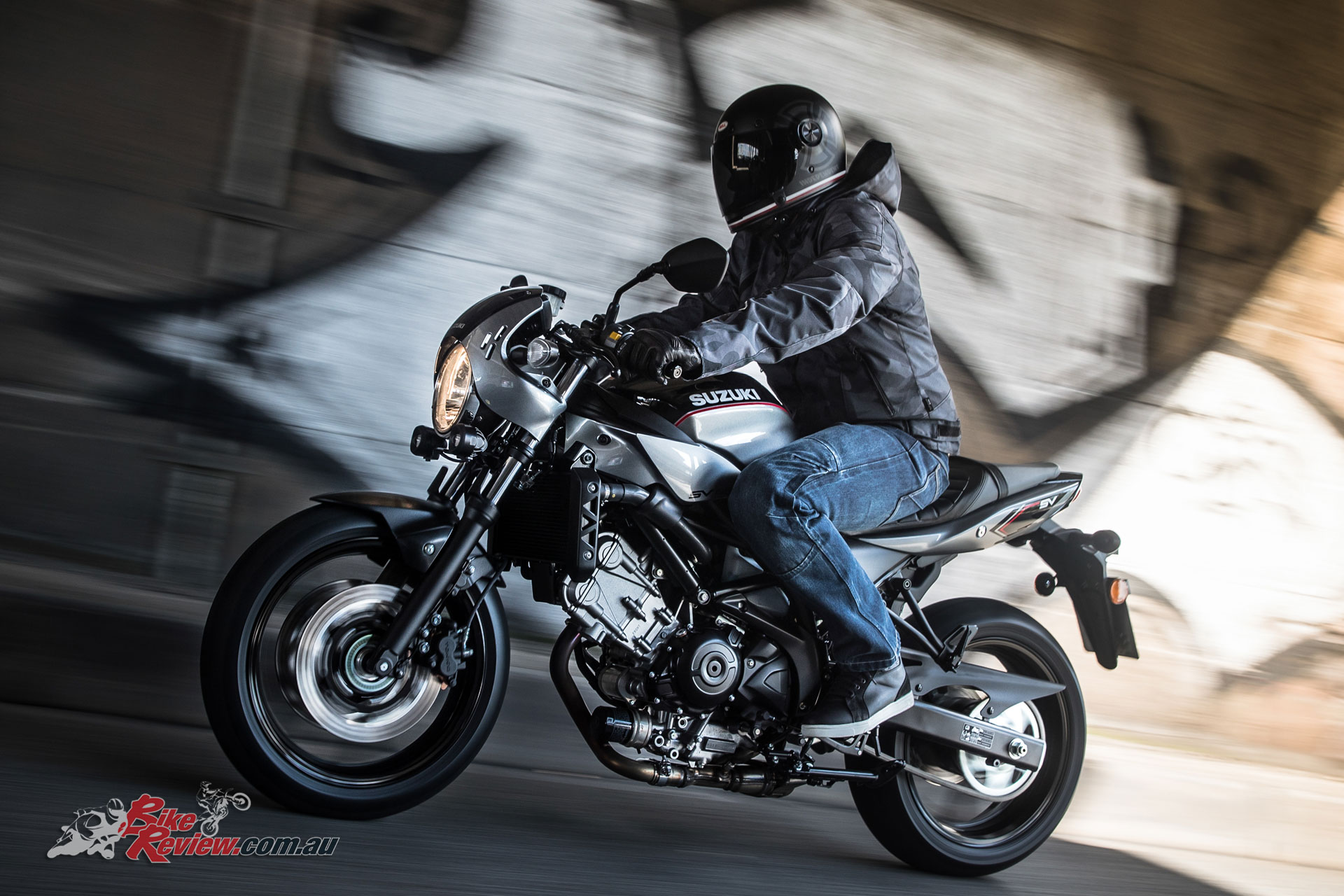 Suzuki Unveil 2018 Sv650x Cafe Racer At Eicma Bike Review