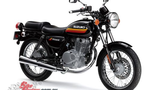 Retro Cool Learners: 2018 Suzuki TU250X