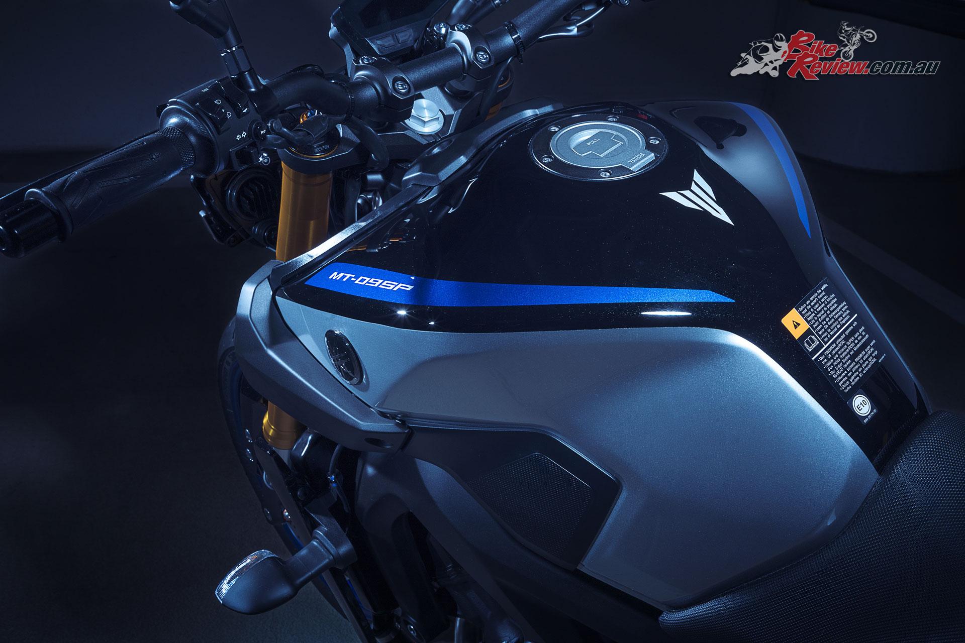 Blue Yamaha Logo