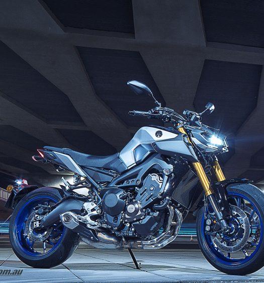 2018 Yamaha MT-09 SP2018 Yamaha MT-09 SP