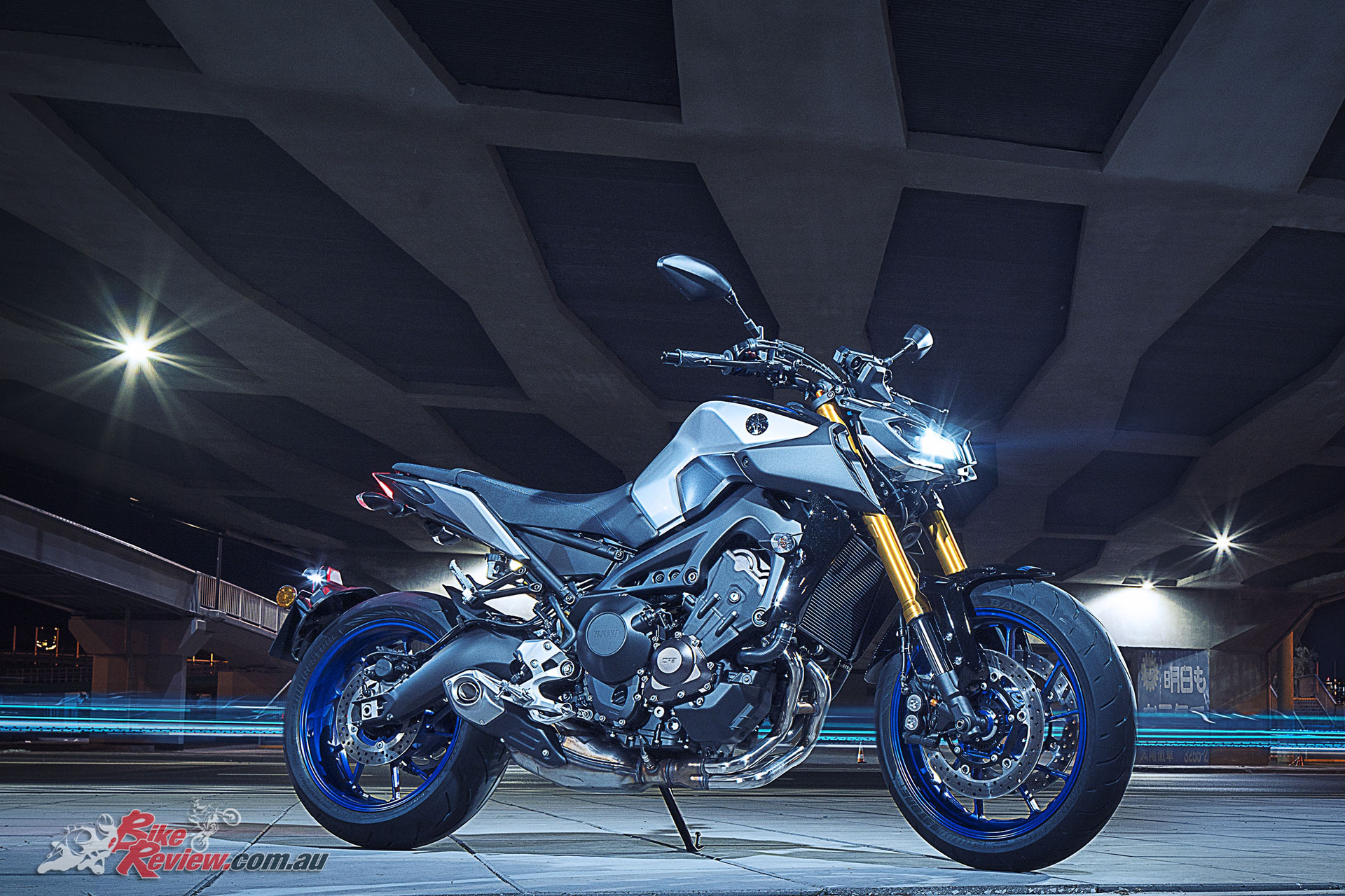 2018 Yamaha MT-09 SP2018 Yamaha MT-09 SP