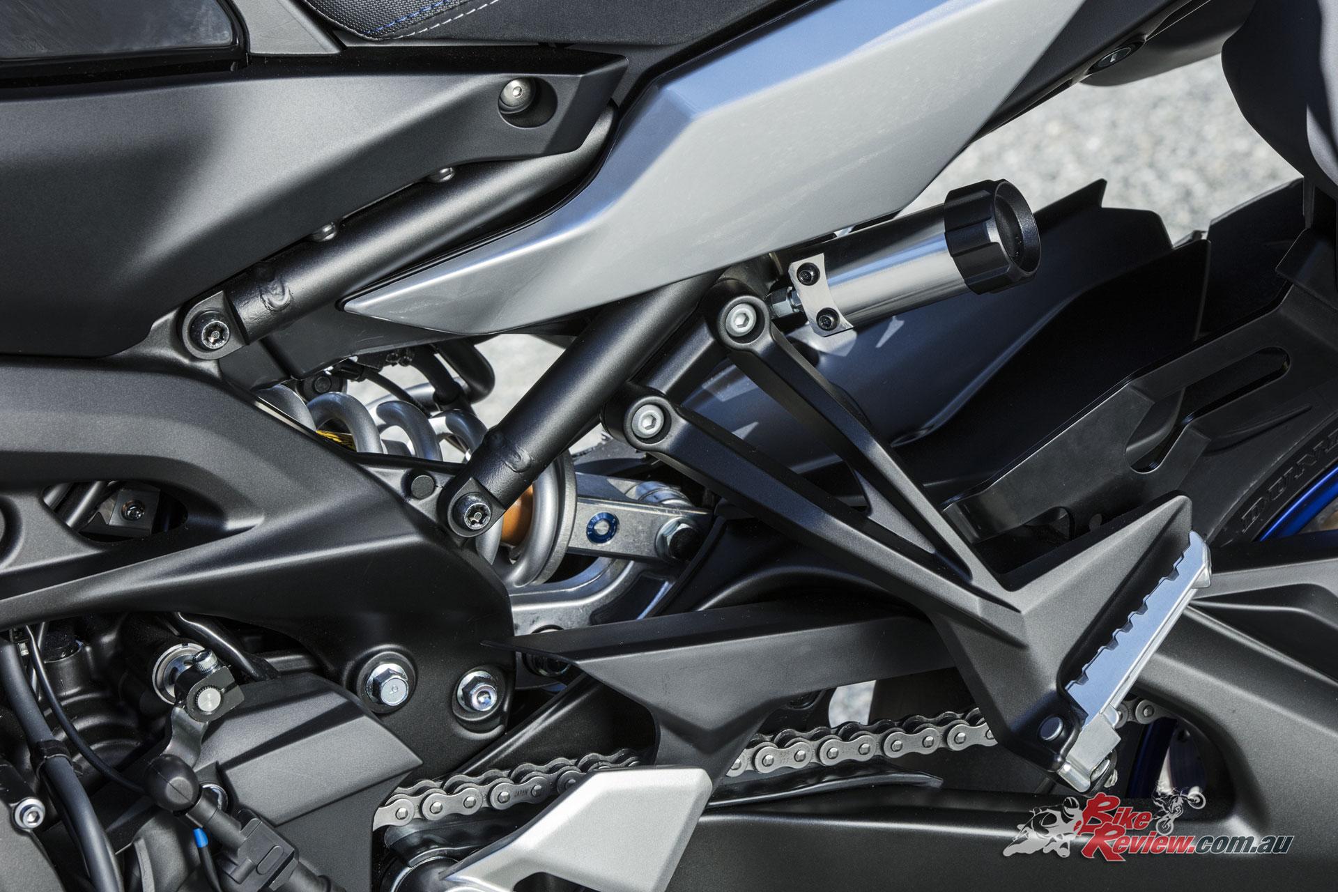 2018 Yamaha Tracer 900GT