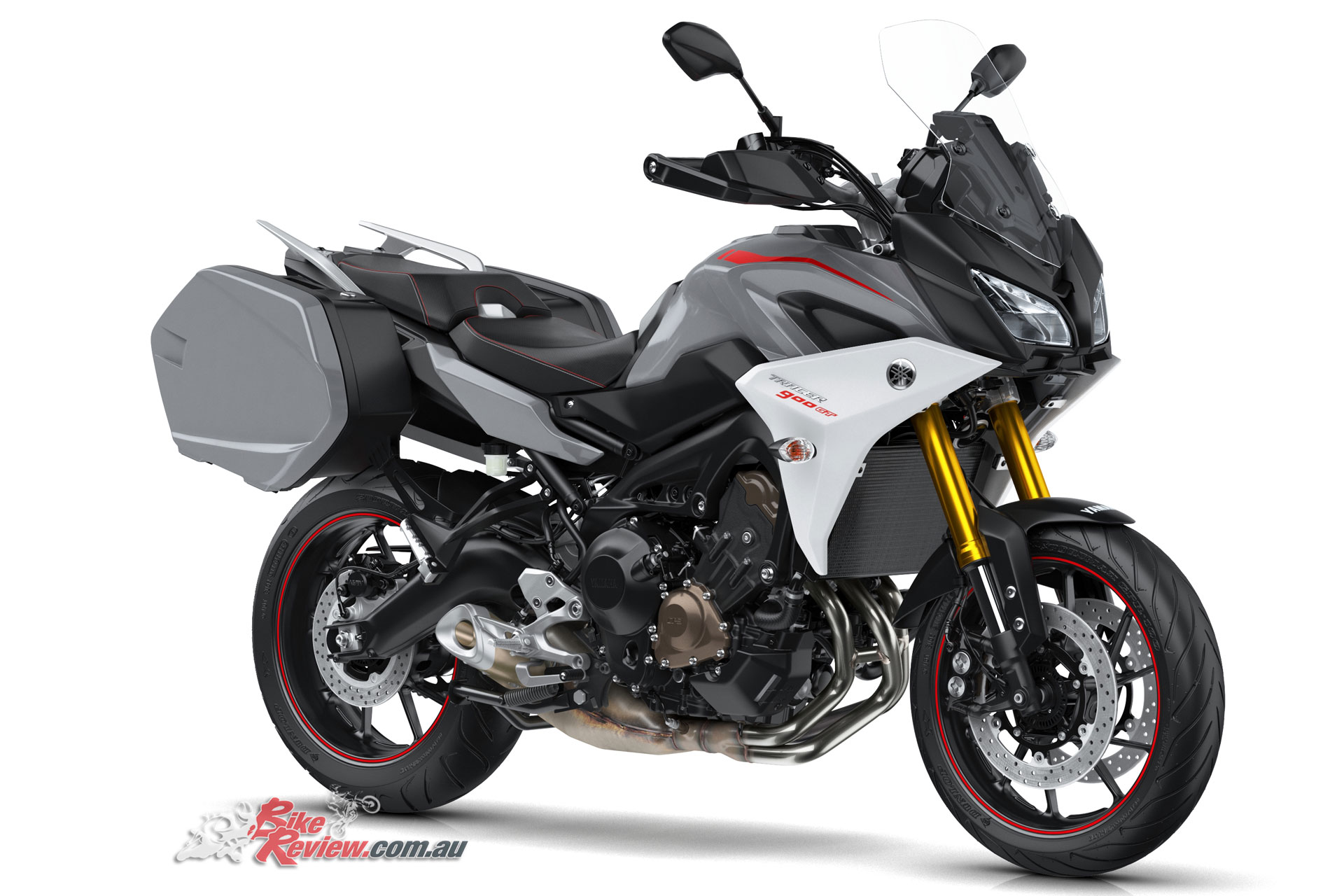 yamaha unveil new tracer gt amp mt09 sp at eicma bike review