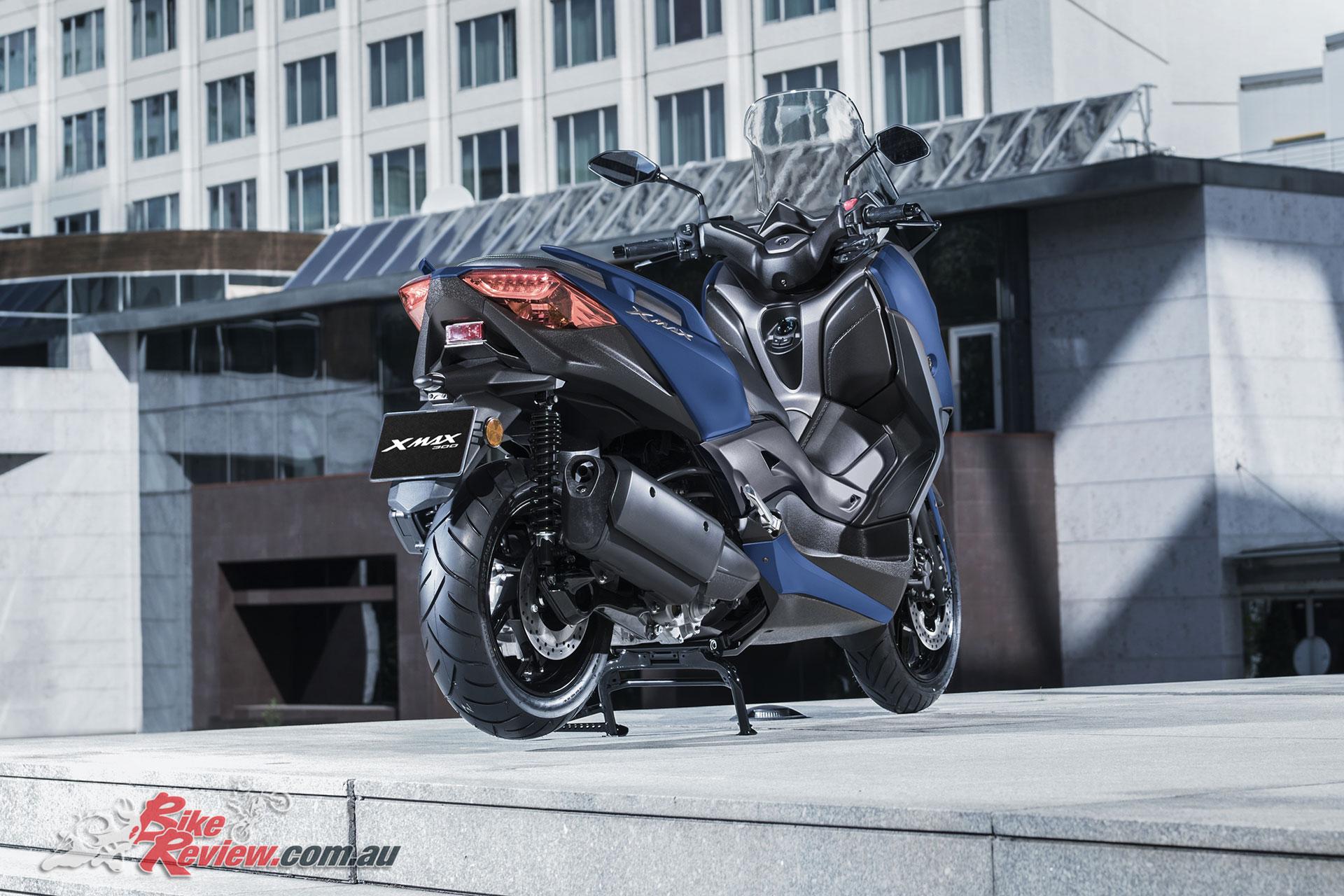 2018 Yamaha XMax 300
