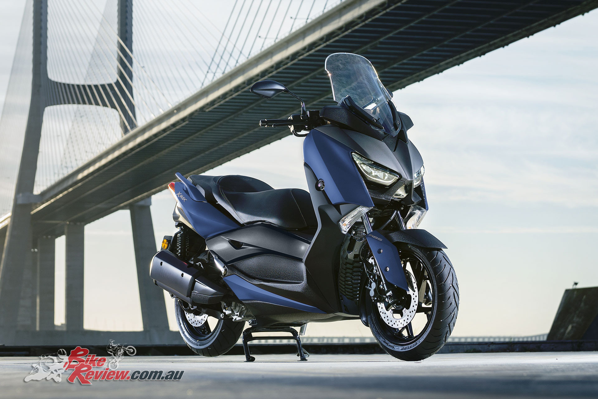 Honda Riding Gear >> Yamaha announce updated MAX scooter range at EICMA - Bike Review