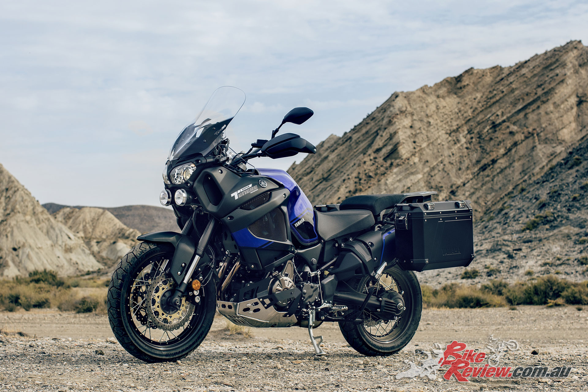 2018 Yamaha Super Tenere Raid Edition Amp Updated Yzf R1m Bike Review