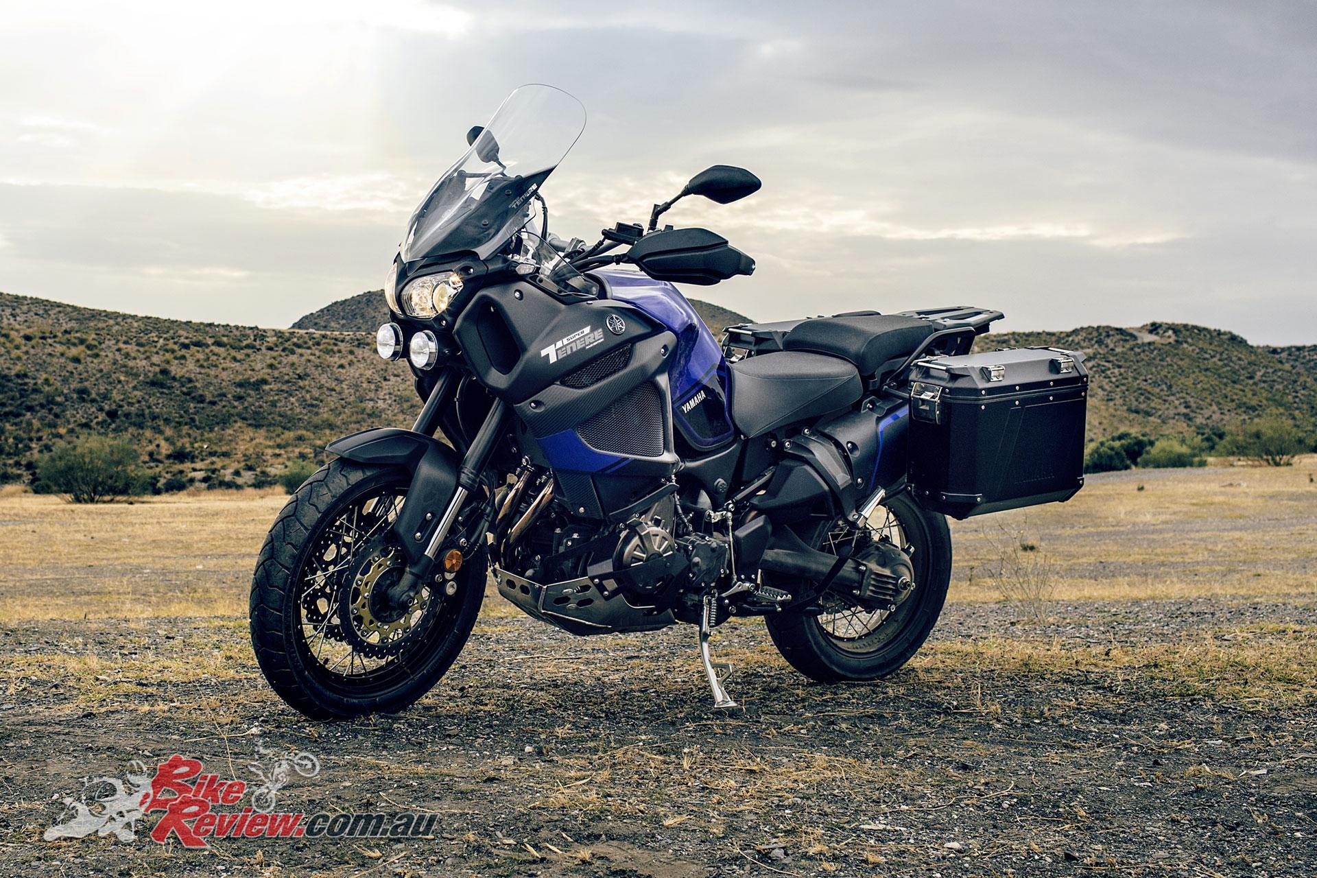 2018 Yamaha Super Tenere Raid Edition