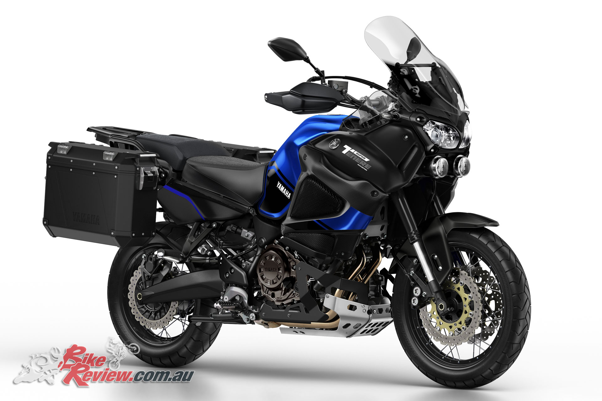 2018 yamaha super tenere raid edition updated yzf r1m bike review. Black Bedroom Furniture Sets. Home Design Ideas
