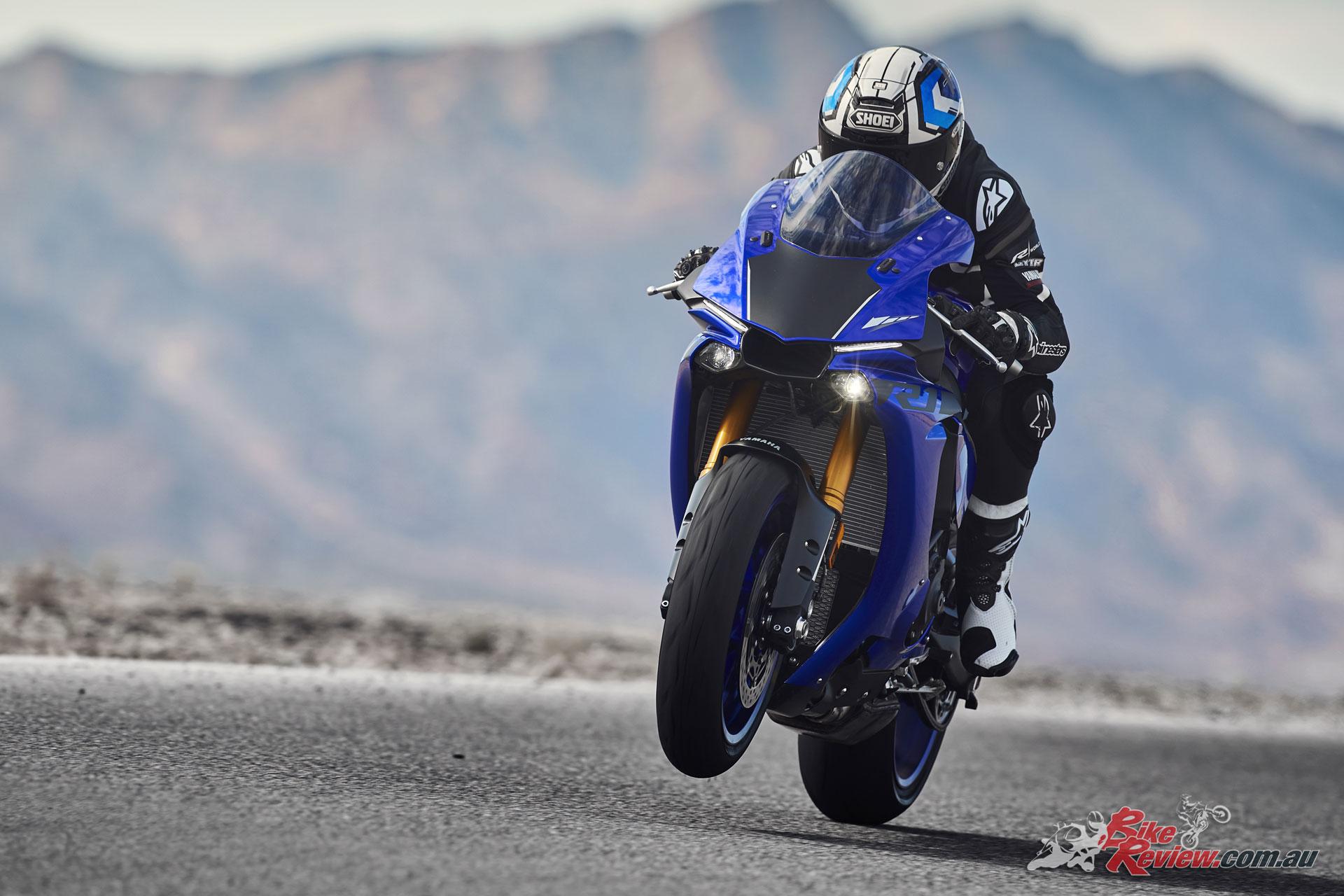Yamaha Super Tenere Review >> 2018 Yamaha Super Tenere Raid Edition & updated YZF-R1M - Bike Review