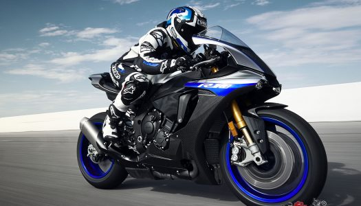 2018 Yamaha Super Tenere Raid Edition & updated YZF-R1M