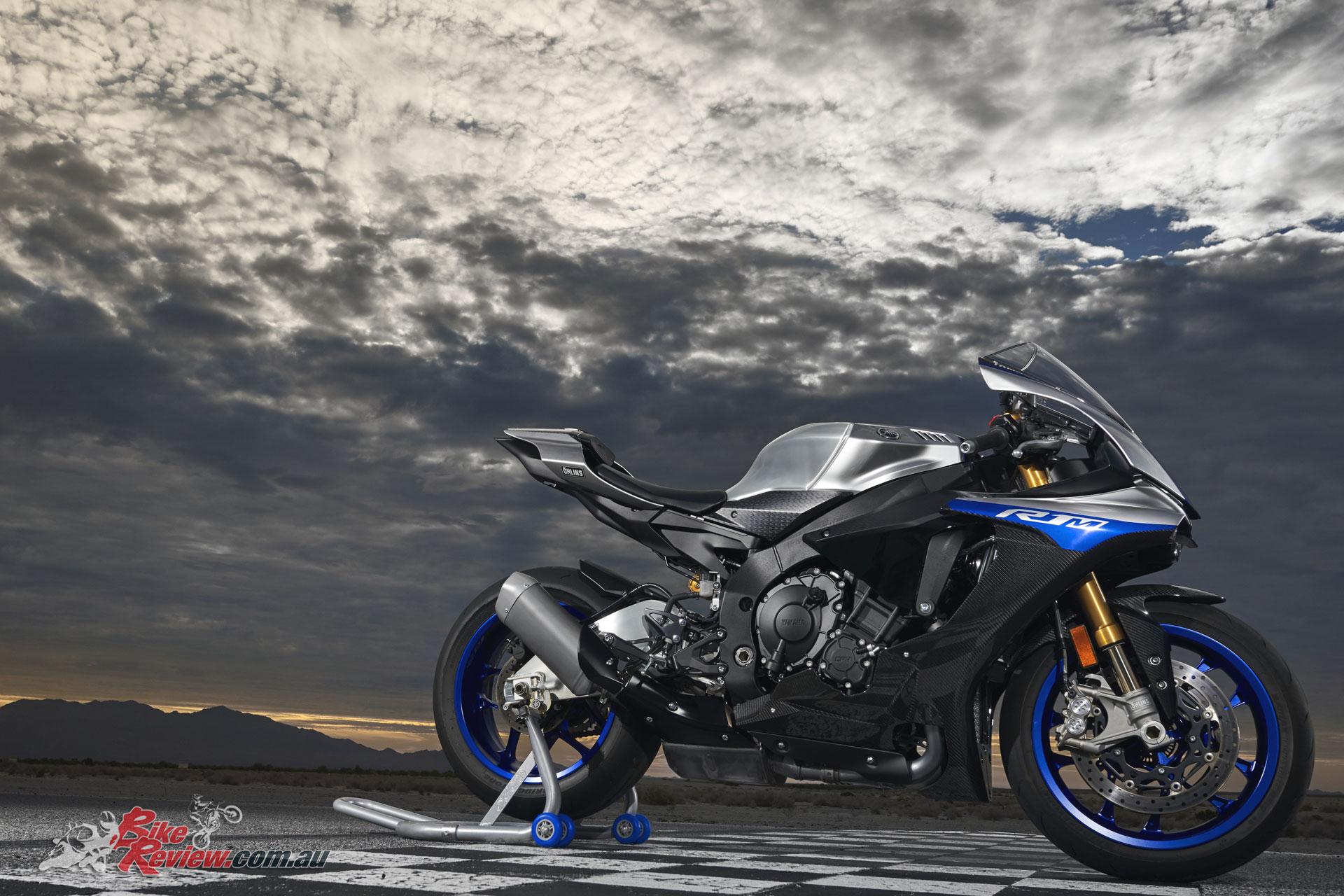 2018 Yamaha YZF-R1M