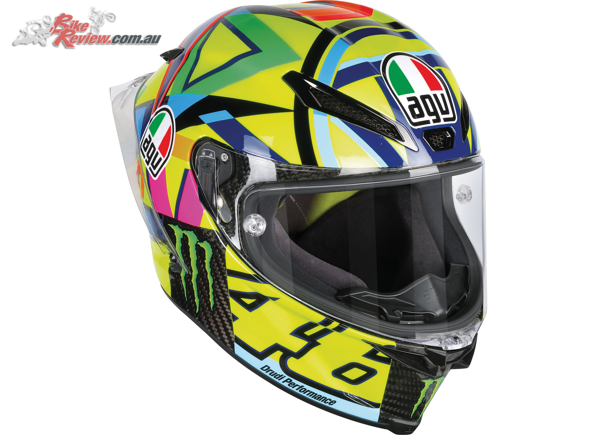 AGV Helmets will be exclusively distributed by Link International in Australia