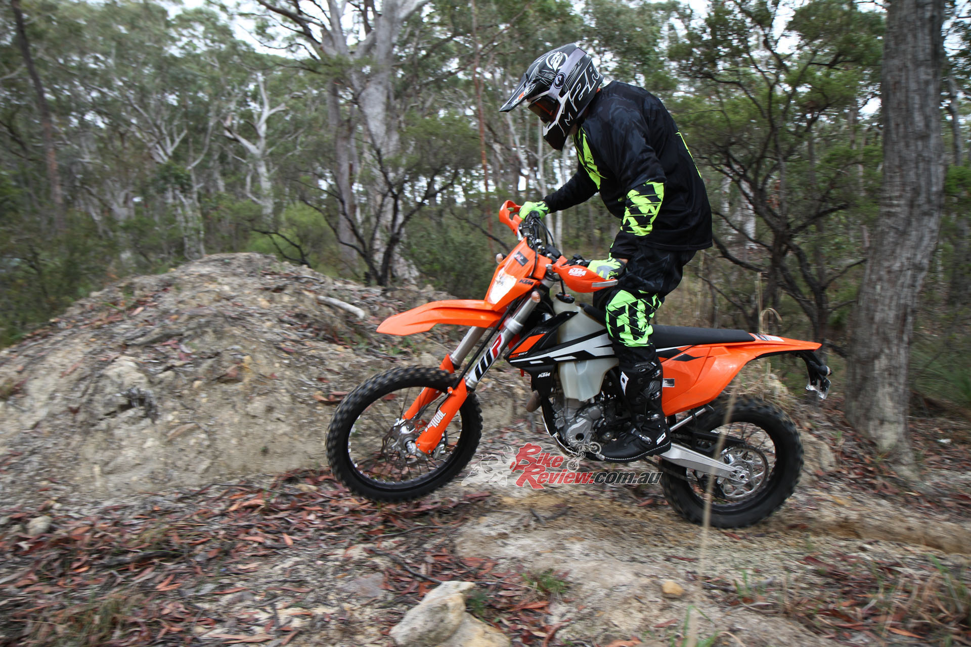 Quick Test: 2017 KTM 350 EXC-F Long Termer - Bike Review