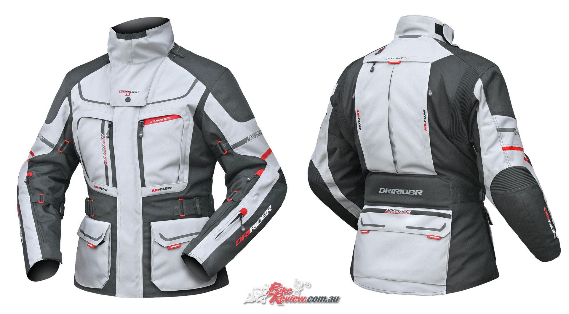 DriRider Vortex Adventure 2 Jacket (Ladies)