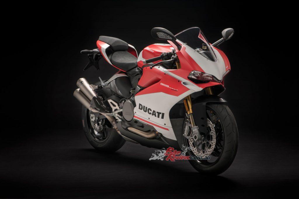 Ducati 959 Panigale Corse.