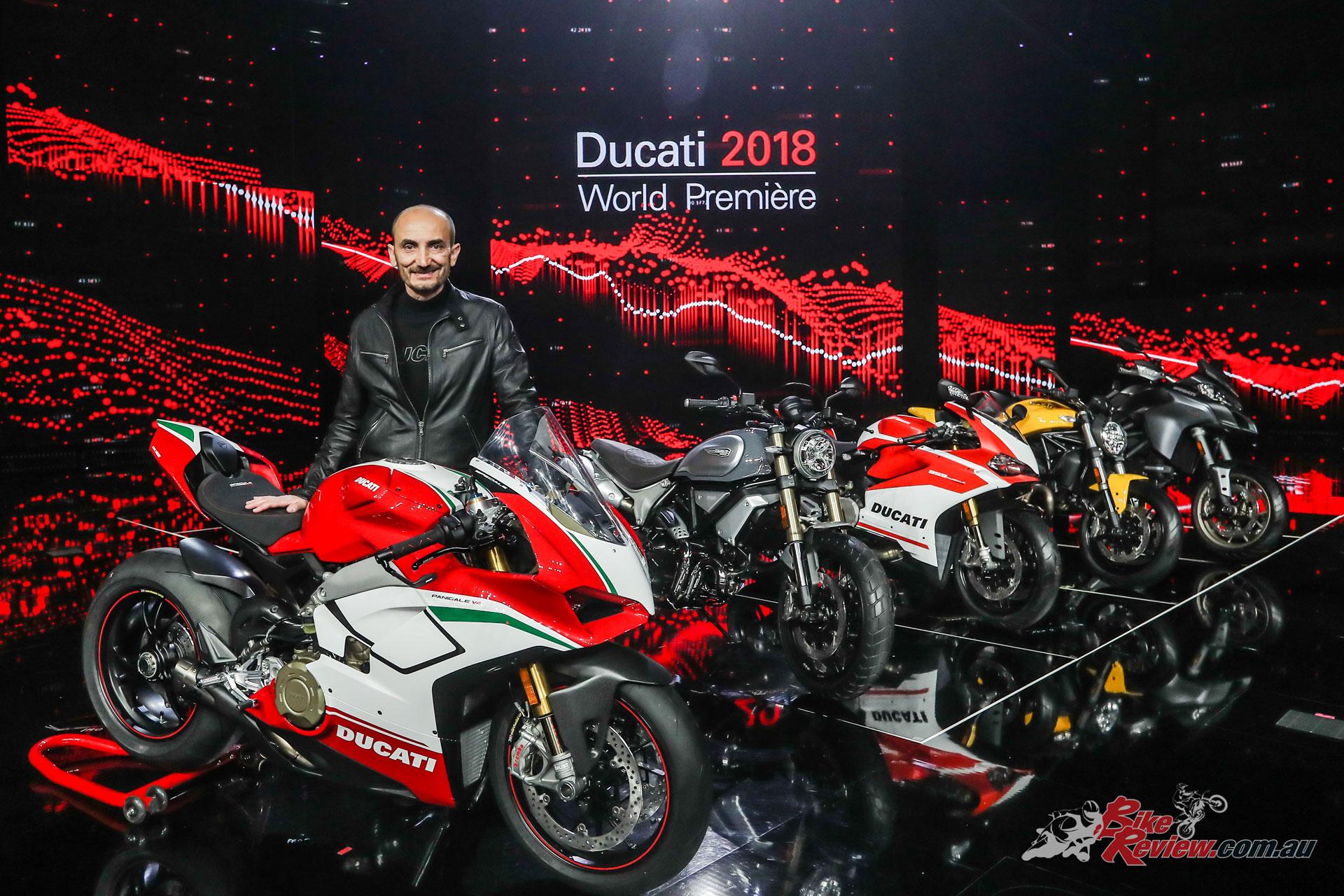 Ducati World Premiere 2018