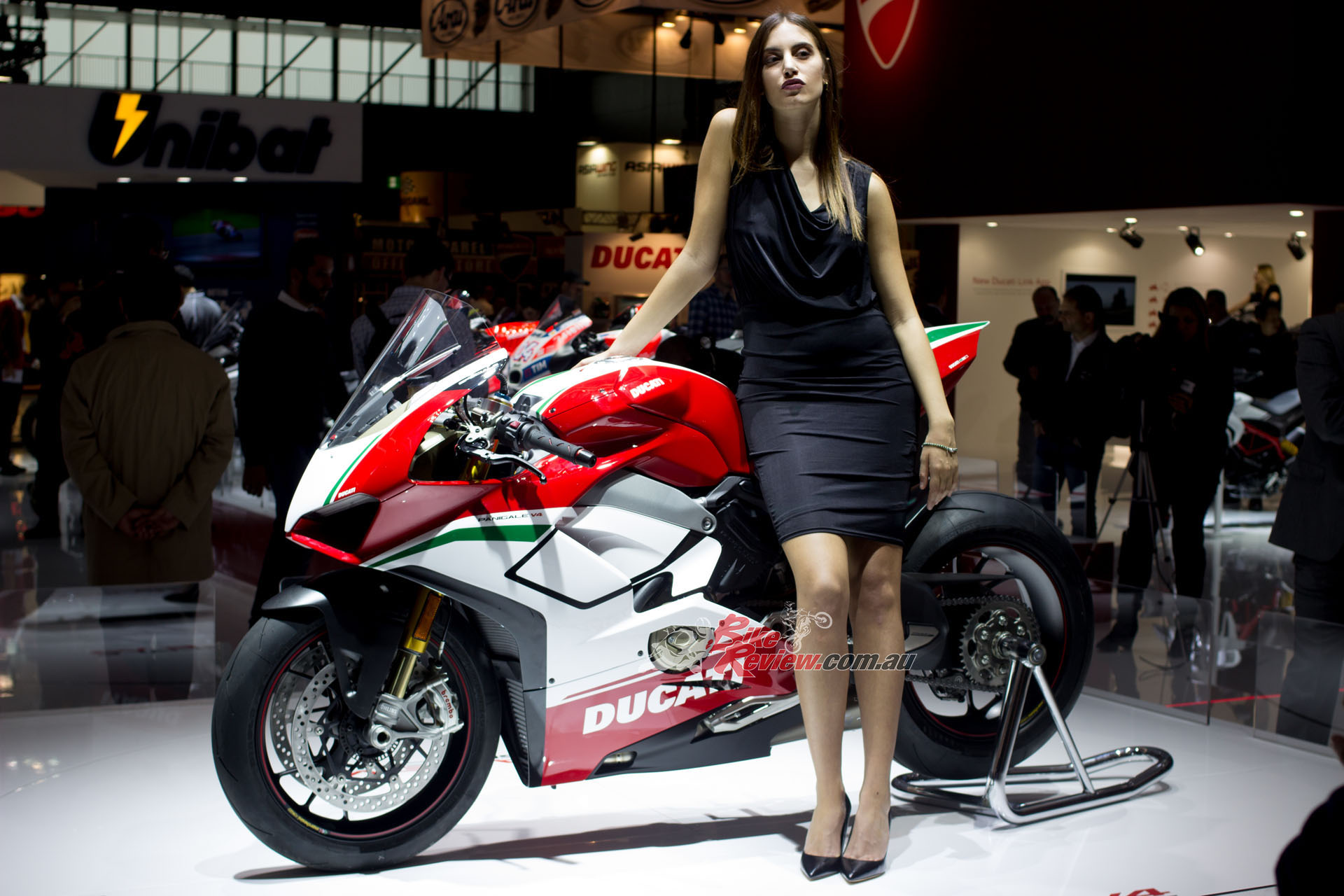 Ducati's Panigale V4 Speciale