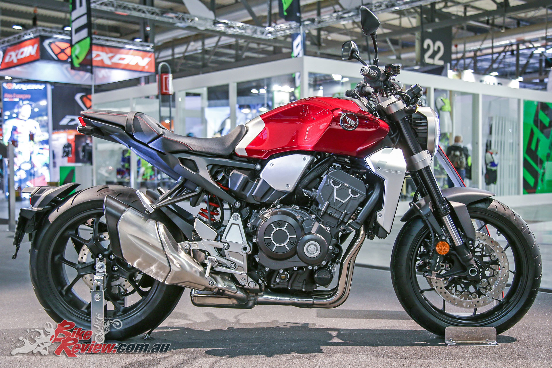 The 2018 Honda CB1000R
