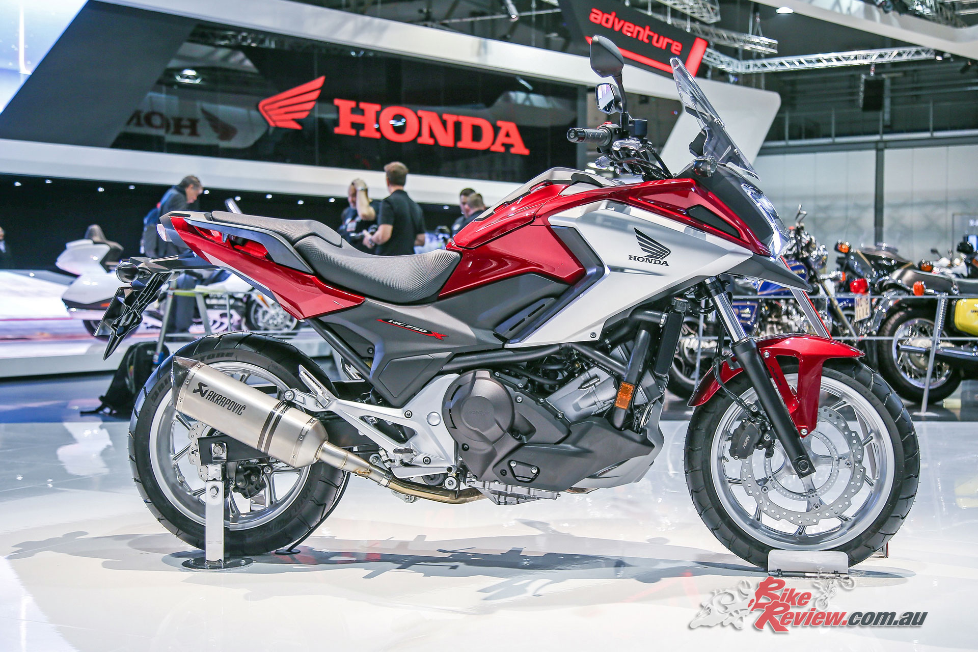 Wing Gold >> Huge unveils from Honda for 2018 at EICMA - Bike Review