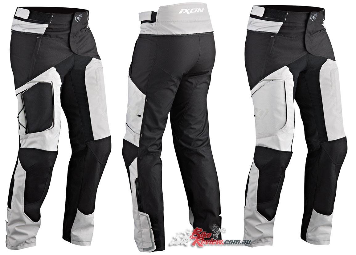 Ixon Cross Air 2.0 Pant in Black/Grey