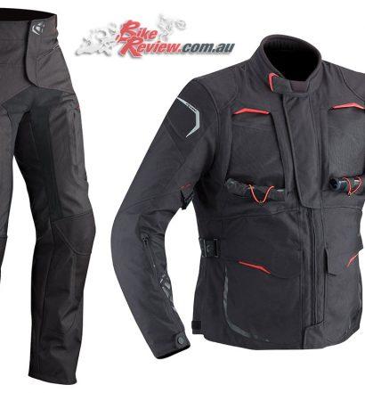 Ixon Cross Air 2.0 Pant and Jacket