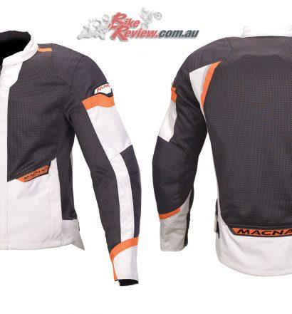 Macna Event mesh jacket