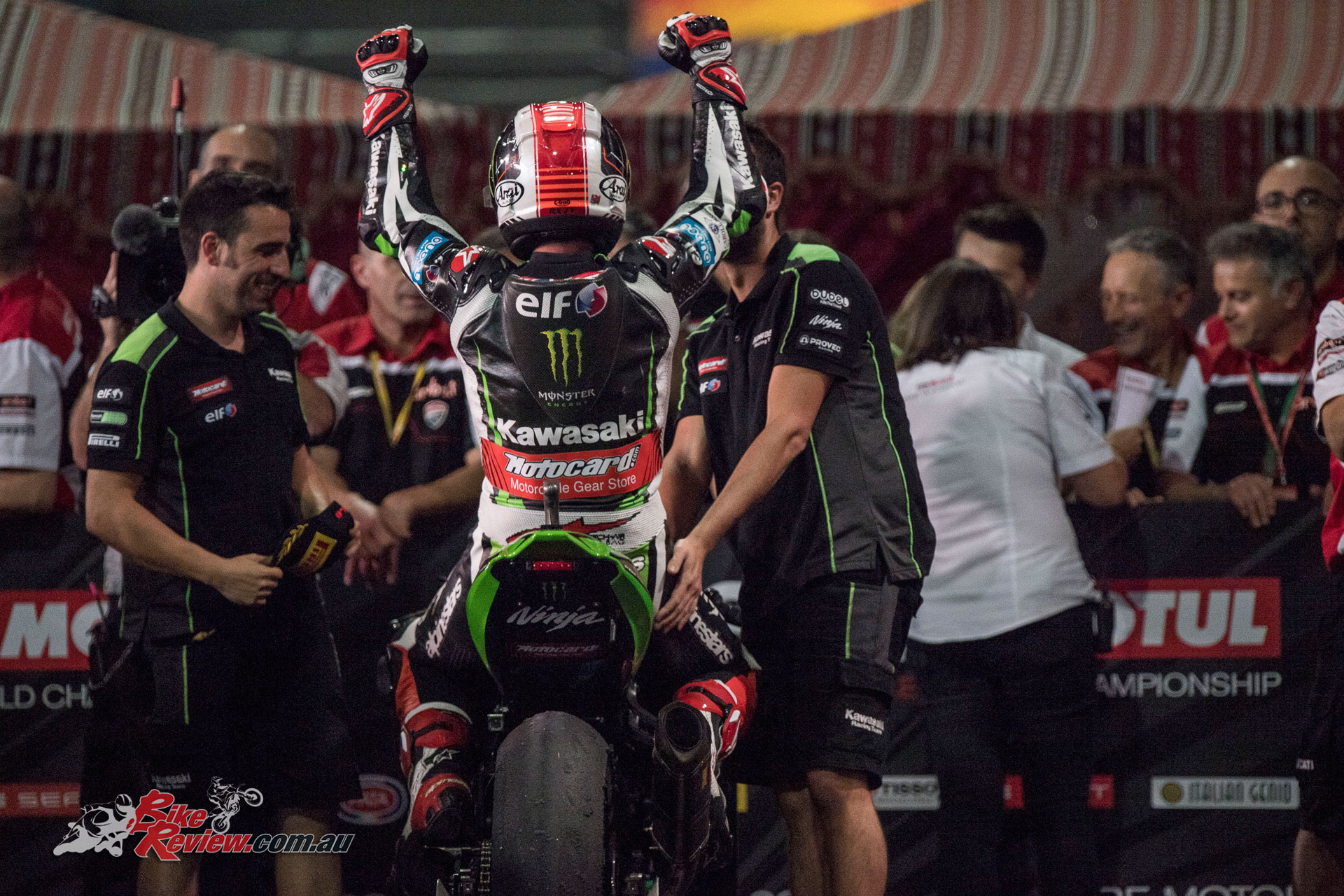 Jonathan Rea - Image by Geebee Images