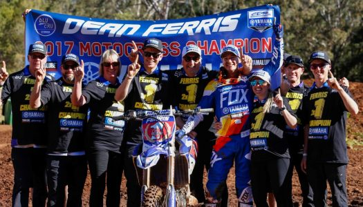 Craig Dack Racing and Yamaha celebrate 25 year partnership