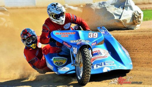 2017 Australian Track Championship heads to Oakburn Park Speedway