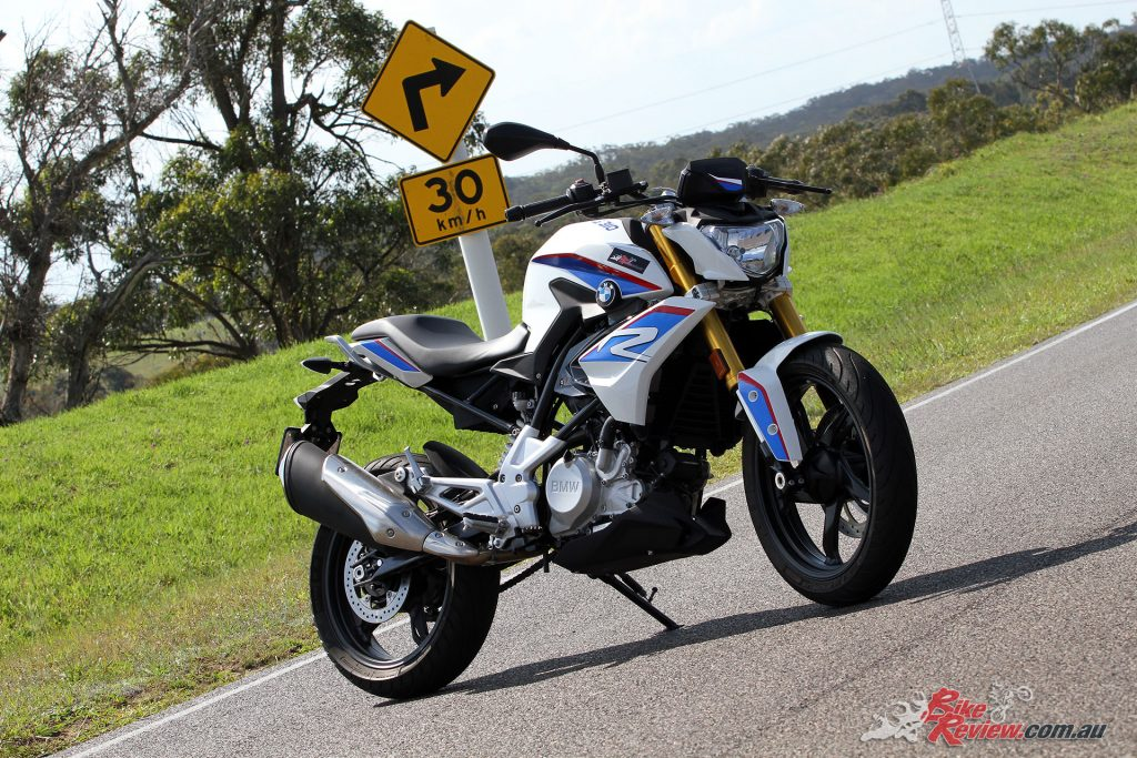 The G 310 R takes BMW to new markets, with a cheap entry level sub 500cc motorcycle.
