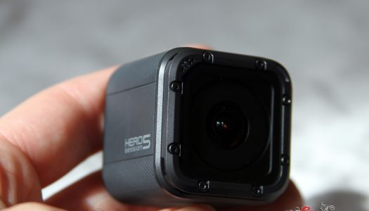 Product Review: GoPro Hero5 Session