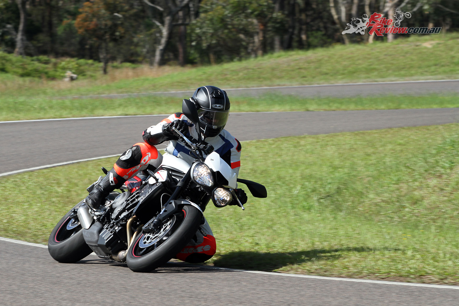 The new Street Triple is more linear and pulls from lower, while revving slower.