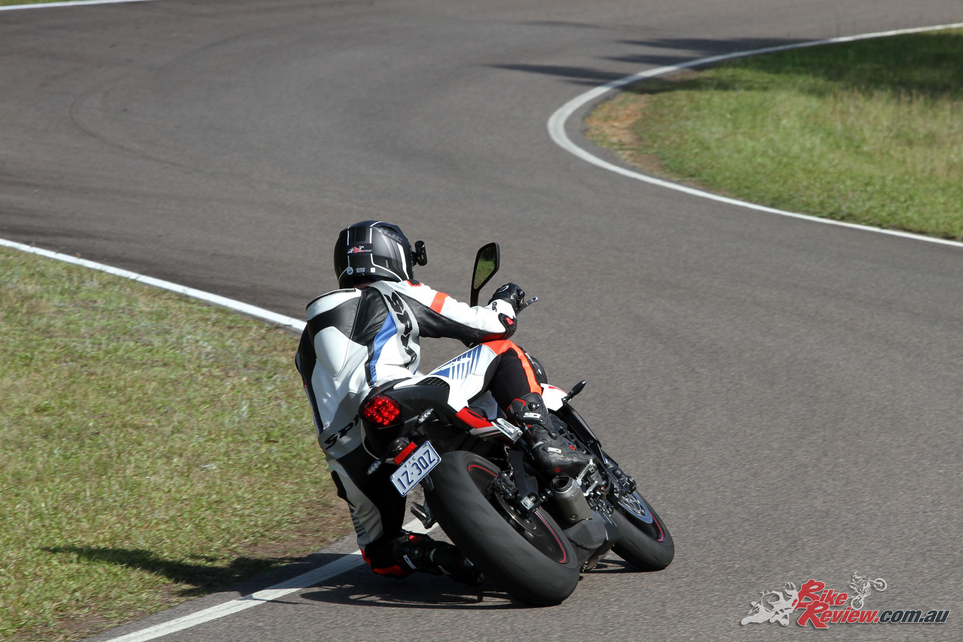 The new Street Triple feels like a larger 675 and is more sensible, but didn't have quite the same thrill at the Proving Ground.