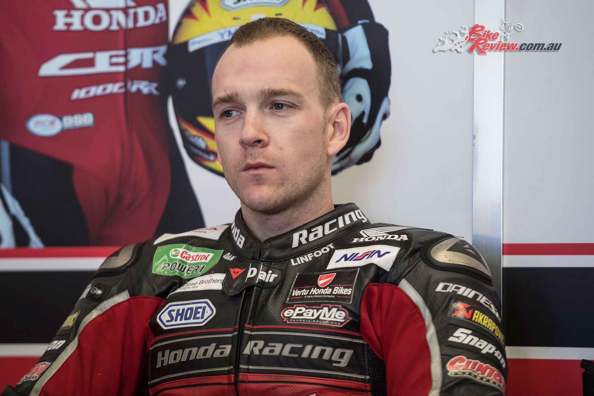 Dan Linfoot - Image by Impact Images/2SNAP