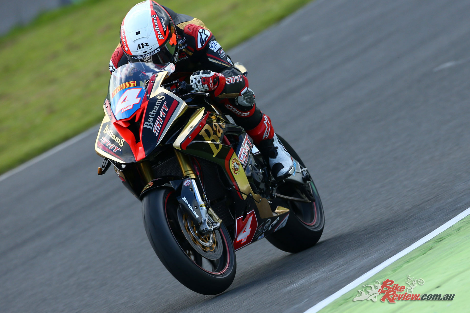 Michael Rutter - Image by Impact Images/2SNAP
