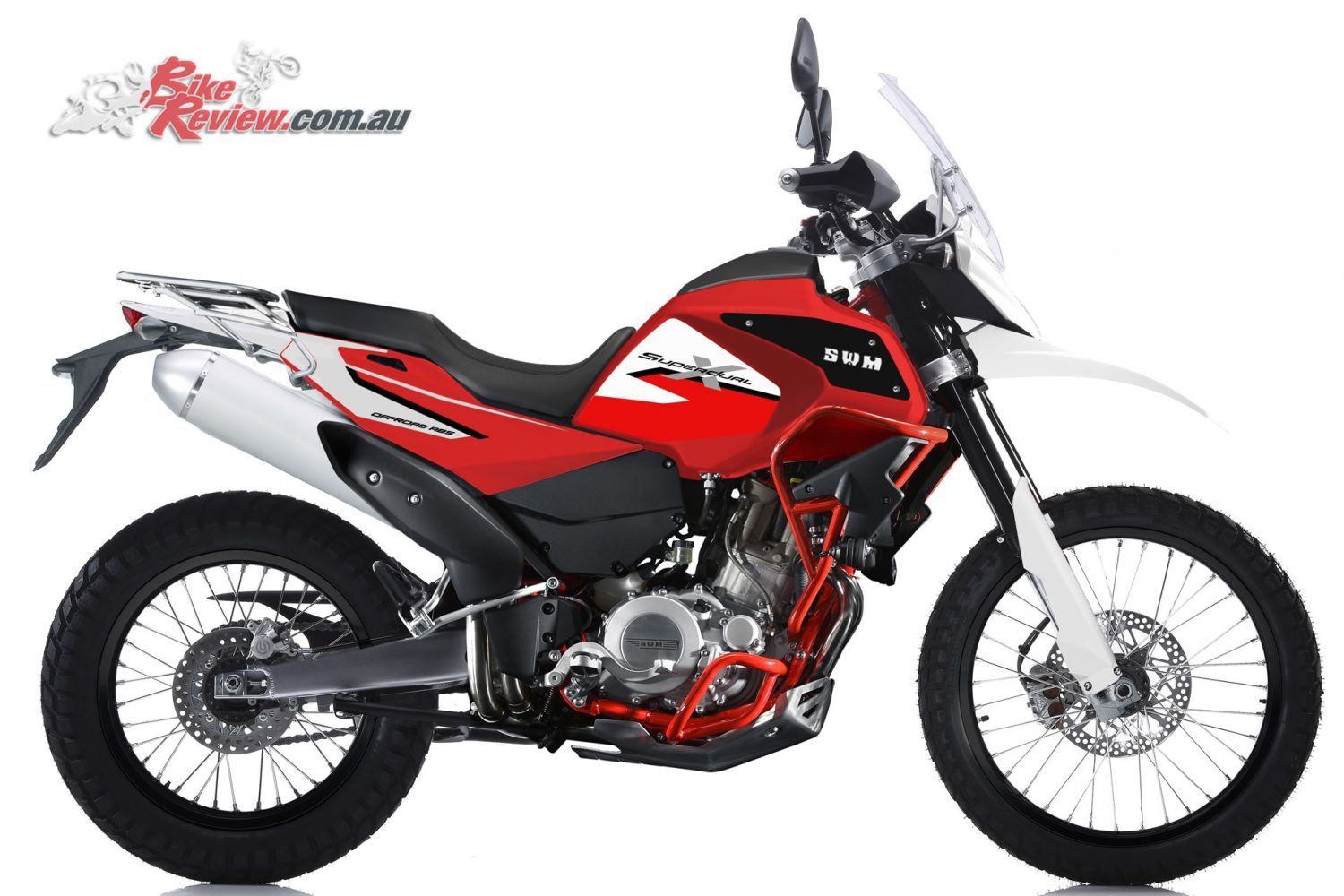 Where Is Honda Made >> 2018 SWM Superdual X & T arrive with updated features - Bike Review
