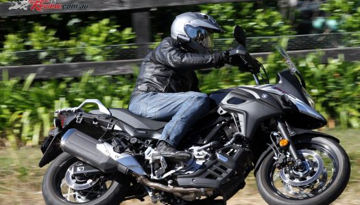 Video Review: Suzuki V-Strom 650XT ABS
