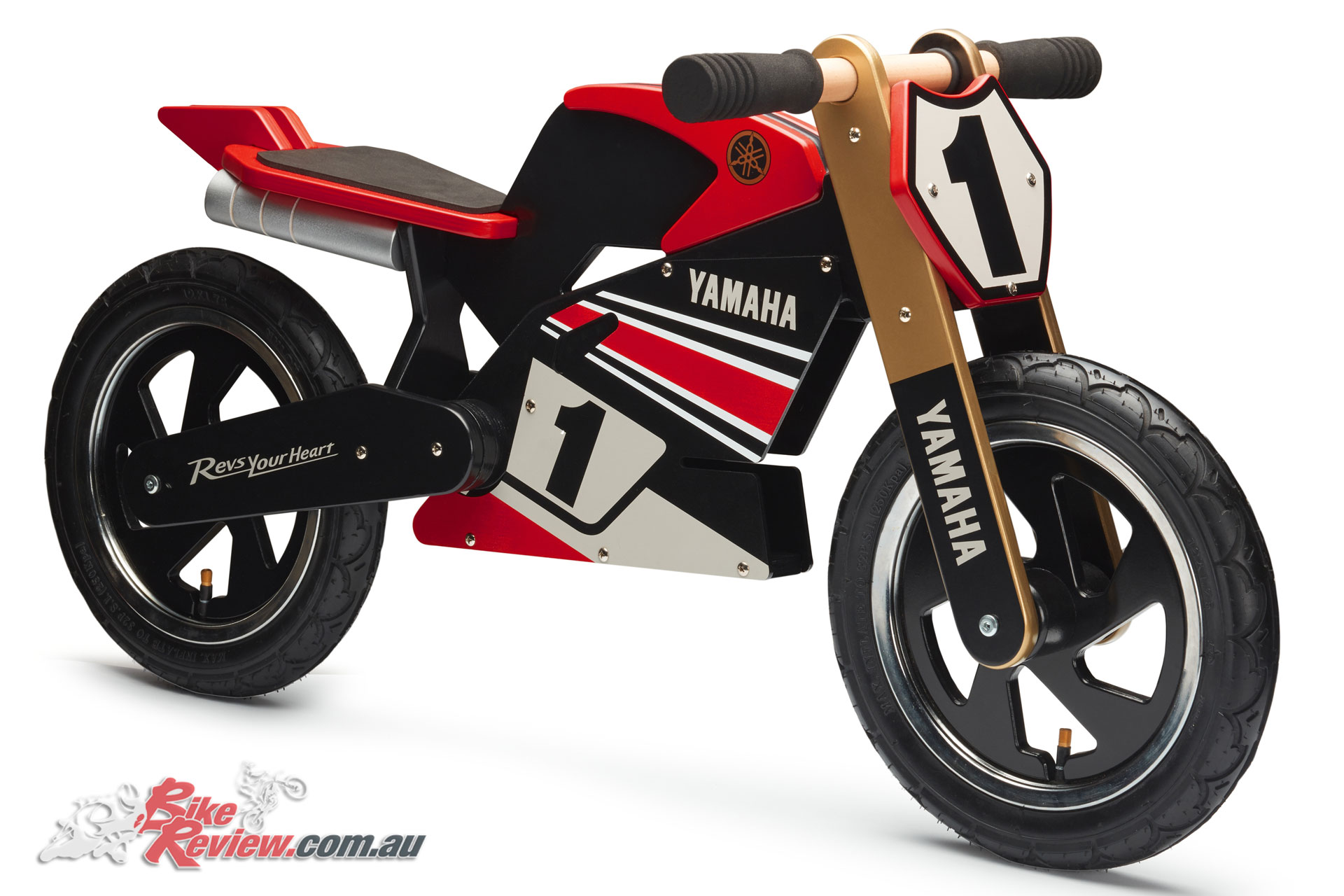 Yamaha Mx  Balance Bike