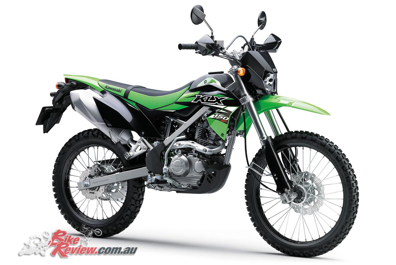 Kawasaki Klx  Review