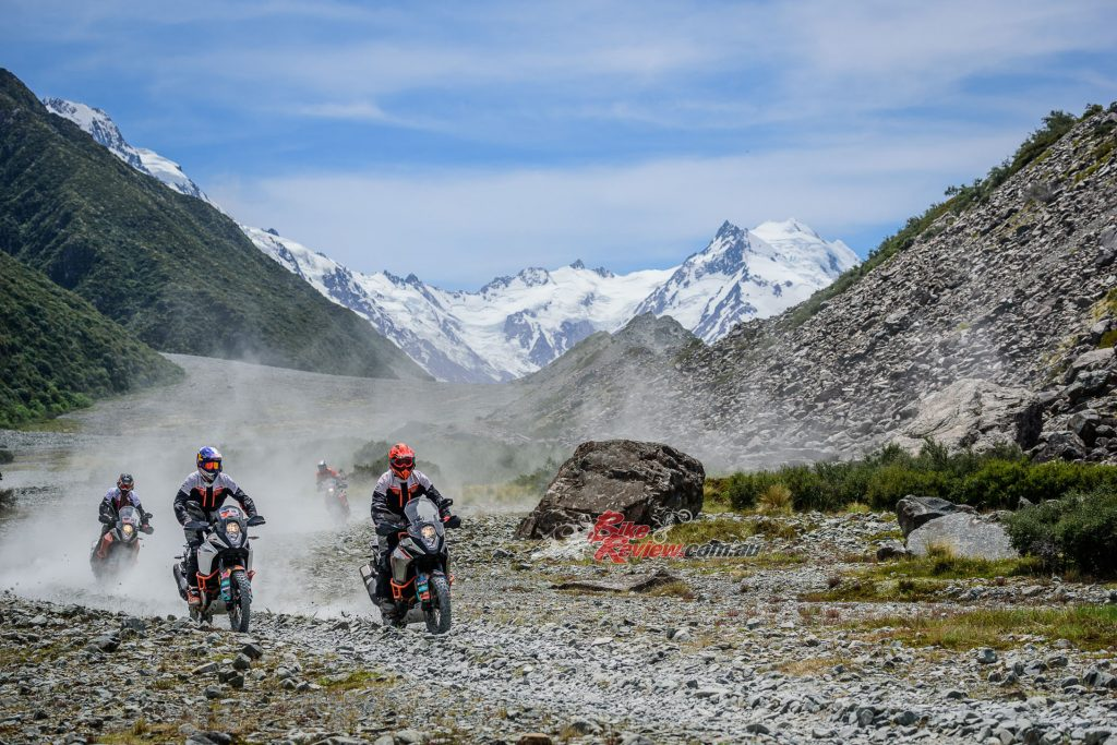 BikeReview KTM Adventure Rallye NZ 2018