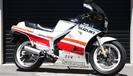 Used Ride: 1985 – 1986 Suzuki RG500