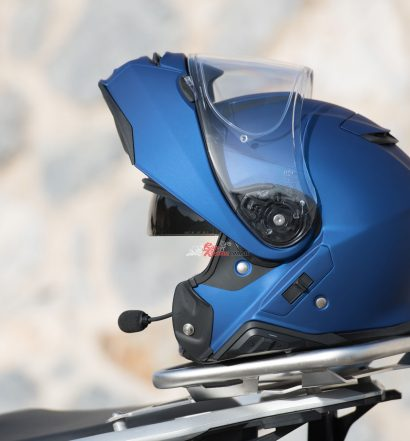 BikeReview Shoei Neotech II