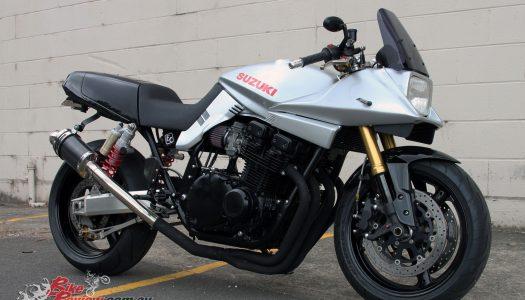 Custom: Extreme Creations Suzuki Katana